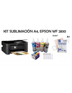 Kit sublimación A4