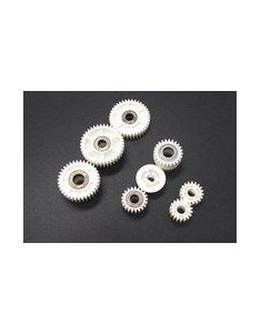 Gear kit de Alimentación de Papel Compatible Para Ricoh Aficio 1075 1060 2075 2060 2051 Mp7500 Mp8001