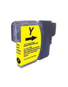 BROTHER LC1100 / LC980, Tinta compatible